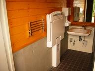 ベビーベット付トイレ