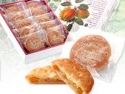 旭川産の林檎を使った完熟林檎のパイ