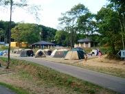 ドーム型テントなどがあります